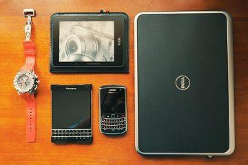 Comment synchroniser un BlackBerry avec un iPad ?