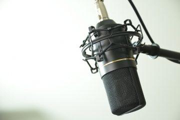 Comment configurer un microphone de studio