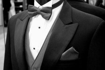 Tenue de soirée de mariage pour les invités masculins