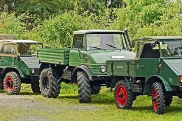 Caractéristiques techniques du tracteur Ford 4000