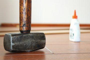 Comment enlever la colle pva des joints de bois