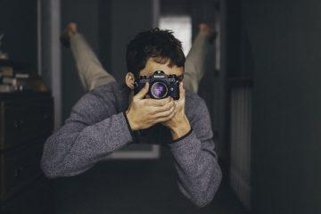 Comment supprimer un mouvement de caméra dans GIMP