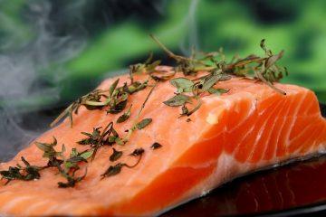 Méthode de cuisson du saumon Bain Marie