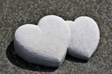 Bordure de gazon en pierre