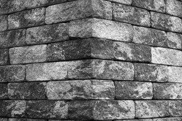 Comment construire un coin de brique