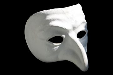 Fantôme des idées de fêtes d'opéra