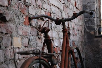 Comment enlever la rouille sur les bicyclettes