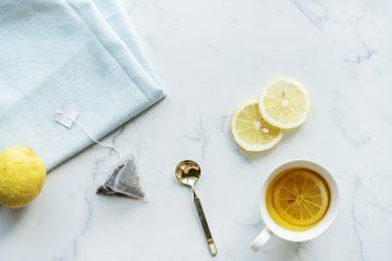 Comment faire de l'eau infusée au citron