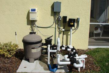 Comment raccorder une pompe d'étang à un filtre