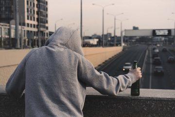 L'alcool comme remède contre les démangeaisons de l'athlète