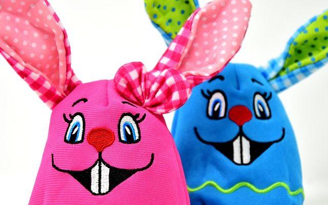 Idées de créations pour les bonnets de Pâques pour enfants
