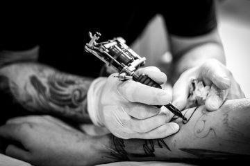 L'histoire de Tatouages Tribal Armband Tattoos