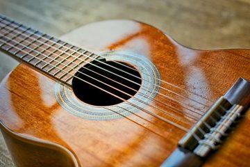 L'histoire de la guitare de salon