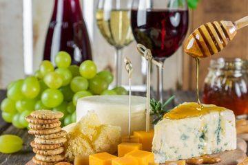 Idées pour une collecte de fonds pour la fête du vin et du fromage