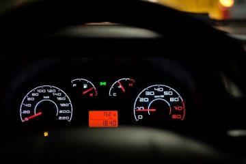 Problèmes de compteur de vitesse numérique