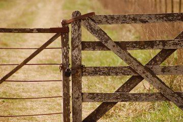 Comment construire une porte en bois simple