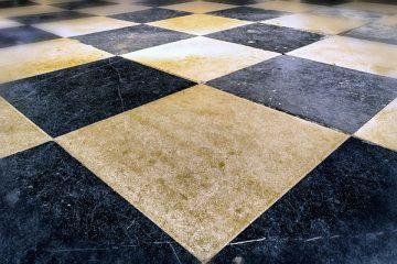 Comment relier les planchers de bois franc et de carreaux de céramique