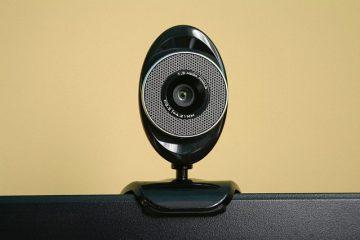 Comment utiliser une webcam intégrée sur un ordinateur portable ?