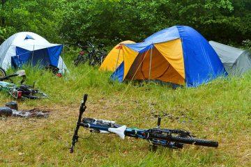 Instructions sur la façon de monter une tente