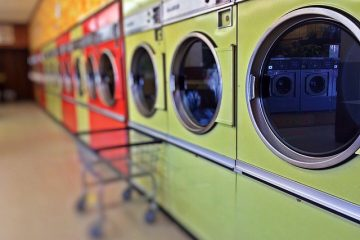 Comment cacher une machine à laver et sèche-linge