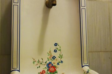 Comment peindre des éviers en céramique