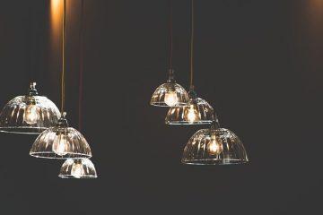 Comment changer l'abat-jour d'une lampe suspendue