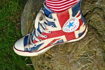 Comment faire de la dentelle Haut Chaussures haut de chaussure