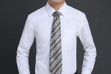 Comment nouer une cravate de mariage de Scrunch
