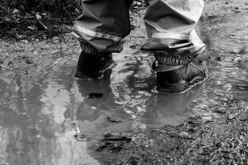 Comment porter des pantalons courts avec des bottes ?