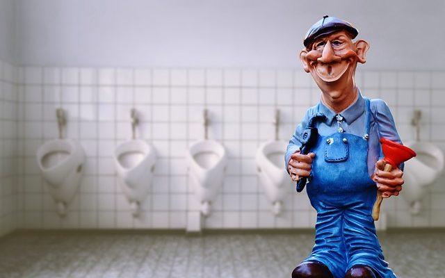 Comment retirer une vis de toilette pour remplacer une housse de siège.