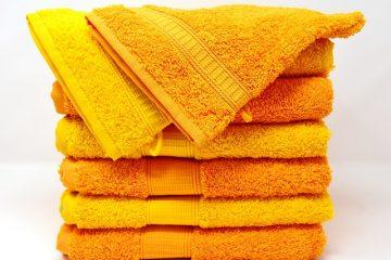 Pourquoi mes serviettes de bain sont-elles dures ?