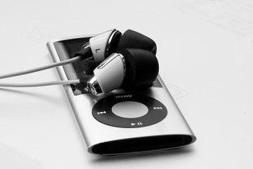 Apple iPod Nano Instructions