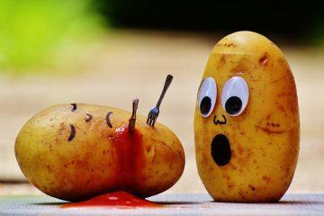Comment empêcher les pommes de terre pelées de se décolorer