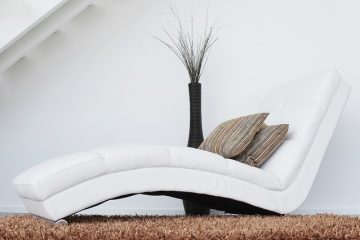 Comment relever les coussins de canapé ?