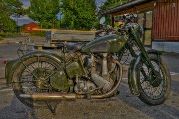Excursions à moto en Norvège