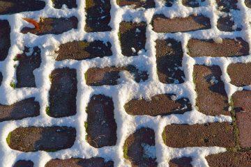 Comment poser un chemin de briques ?