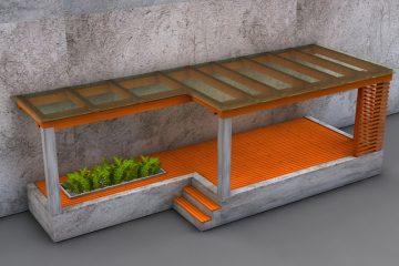 Idées de patios couverts