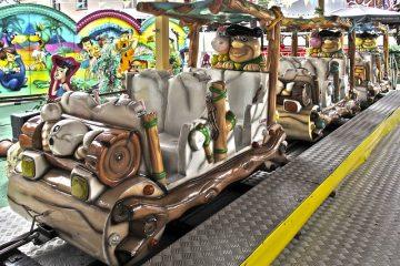 Idées pour la décoration de petits chariots pour enfants