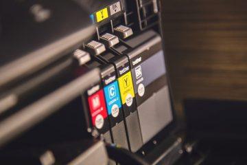Comment installer une cartouche d'encre sur une imprimante HP Deskjet F380