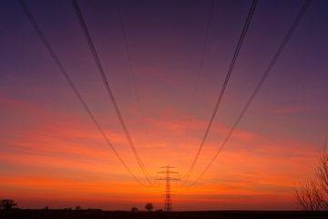 Formation des monteurs de lignes électriques