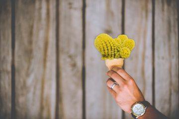 Comment faire de la crème glacée à la gomme à bulles