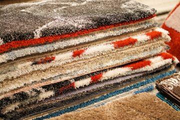 Comment faire des tapis de salle de bains