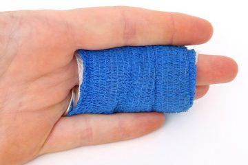 Déchirure du ligament suspenseur chez l'homme