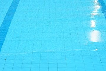 Les effets du chlore dans les piscines sur la cicatrisation des plaies.