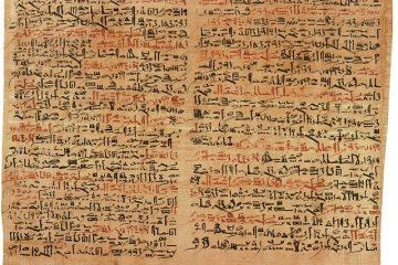 Outils d'art égyptien ancien