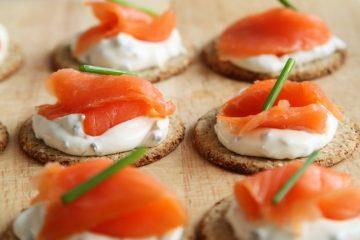 Que manger avec du saumon grillé ?