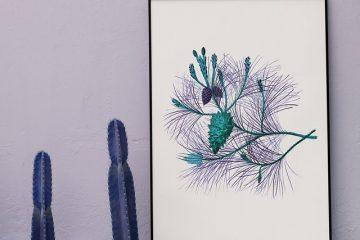 Comment faire une décoration de cactus