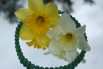 Comment dire si les perles de jade sont réelles ?