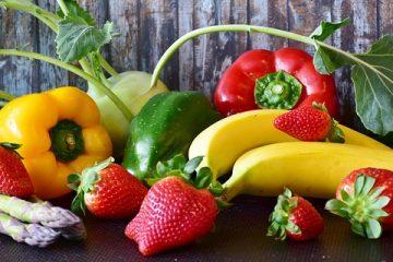 Liste d'aliments respectueux des végétaliens