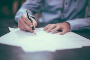 Comment apposer votre signature au bas de votre adresse de courriel